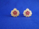 DUKE OF LANCASTER'S REGIMENT CUFF LINKS